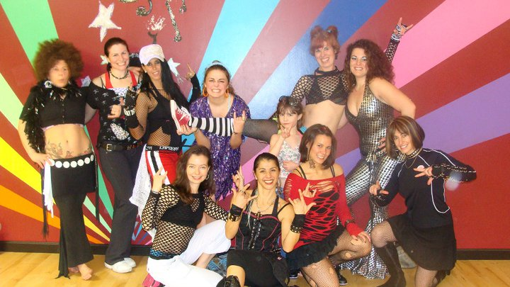 INSTRUCTORS punk rock vs. disco party